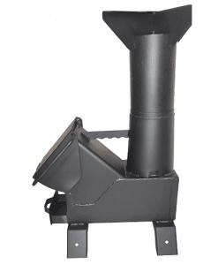 Rocket Stove Tent Heater