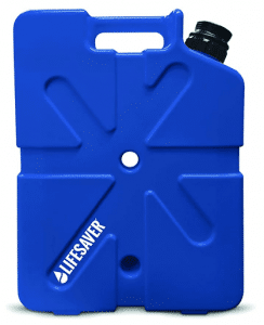 LifeSafer JerryCan Water System