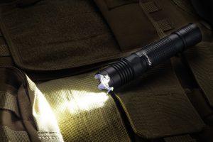 Smart Flashlight Design