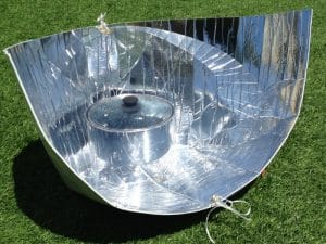 Solar Oven Specification
