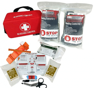 Stop The Bleed Dual Kit