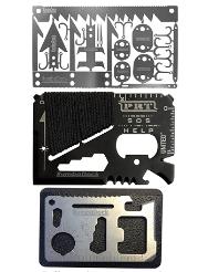 Survival MultiTool Card