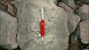 Swiss-Army-Knife-On-A-Rock