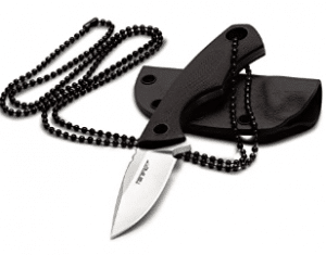 TONIFE Fixed Blade Neck Knife