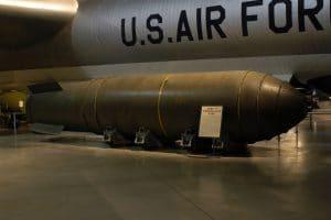 Thermonuclear Nuclear Bomb