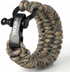Titan Paracord Endurance Armband