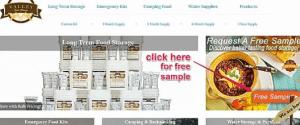 Valley Food Storage's Free