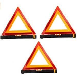 Warning Triangle Reflector