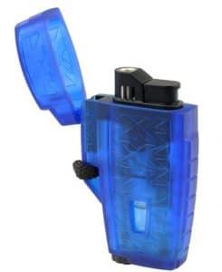 Xikar 9660BK Stratosphere II Lighter