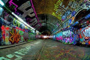 graffidy-on-walls-of-underground-tunnel