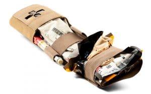 micro trauma kit pocked