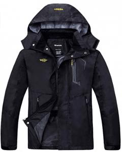 rainproof hiking jacket