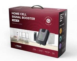 weBoost Home 4G (470101) Indoor Cell Phone Signal Booster f