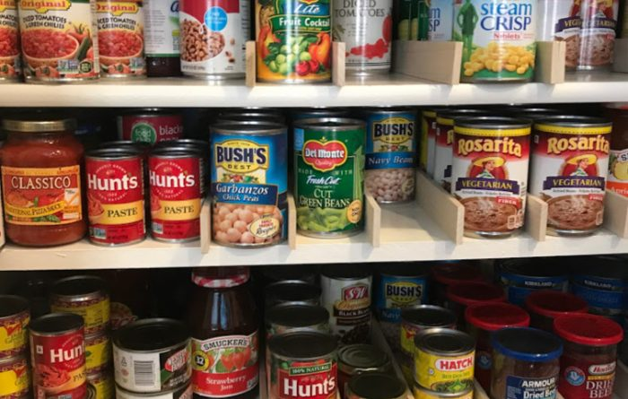 Canned-Food-Storage