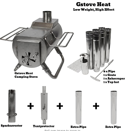Gstove Heat Camping