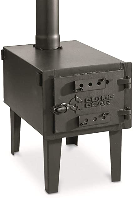 Guide Gear Outdoor Tent Wood Stove