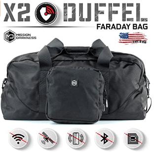 Mission Darkness X2 Faraday