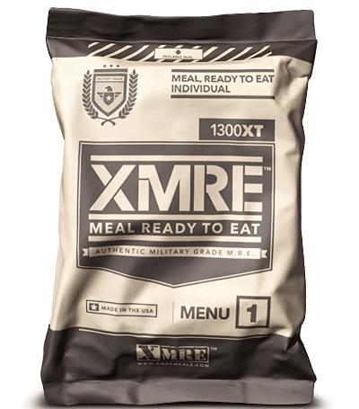 X MRE Meals